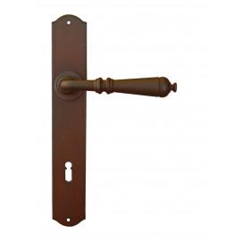 Kovaná kľučka na dvere model 2700