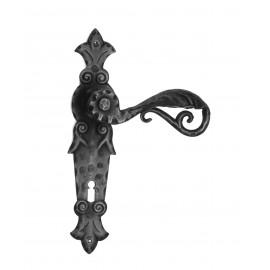 Kovaná kľučka na dvere model 505