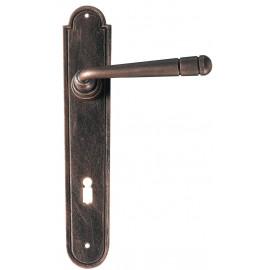 Kovaná kľučka na dvere model 2109