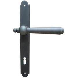 Kovaná kľučka na dvere model 2921