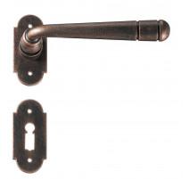 Kovaná kľučka ke dverim model 2094