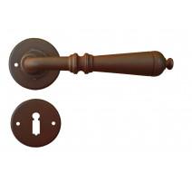 Kovaná kľučka ke dverim model 2699