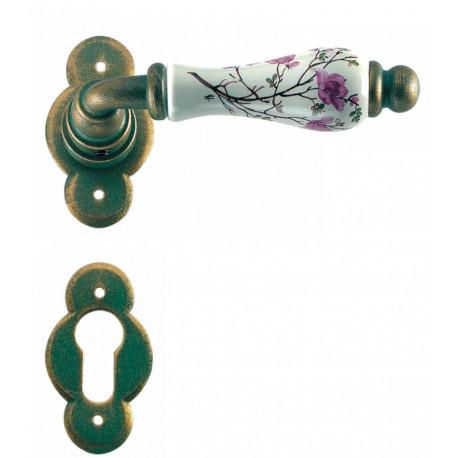 Kovaná kľučka model 1-20