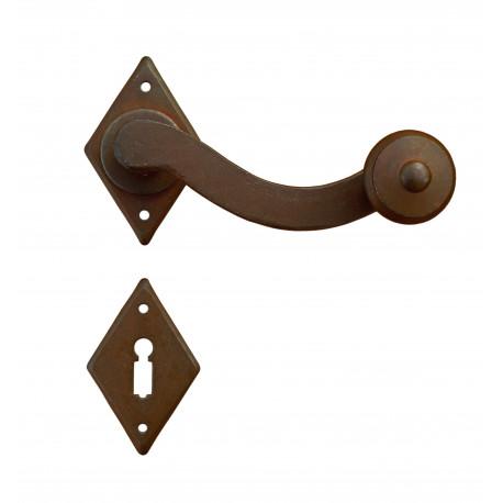 Kovaná kľučka model 4-43