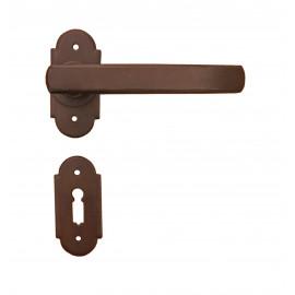 Kovaná kľučka ke dverim model 1811
