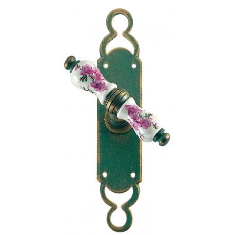 Kovaná kľučka model 1-40