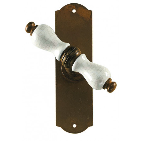 Kovaná kľučka model 2-40
