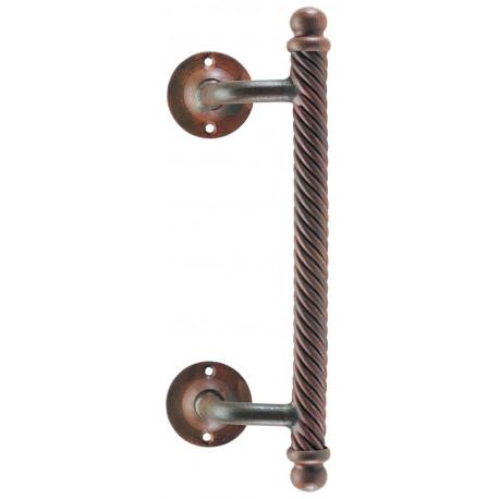 Kované madlo na dvere model 2113