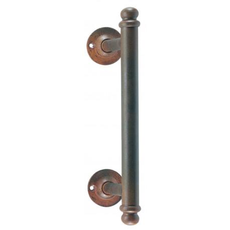 Kované madlo na dvere model 2114