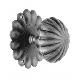 Kovaná guľa na rozete model 308