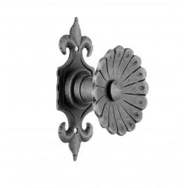Kovaná guľa na rozete model 64