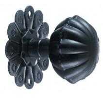 Kovaná guľa na rozete model 2116