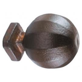 Kovaná guľa na rozete model 2080