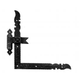 Kovaný rohový pánt model 560