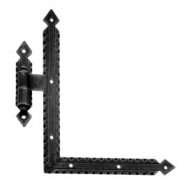 Kovaný rohový pánt model 915