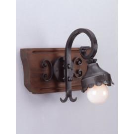 Kované nástenné svetlo model 3099