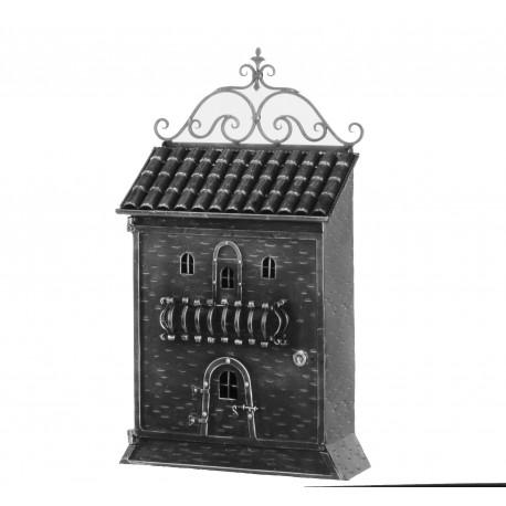 Kovaná poštová schránka model 868