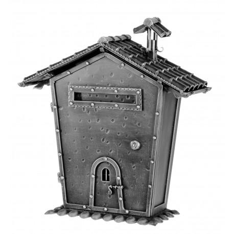 Kovaná poštová schránka model 440