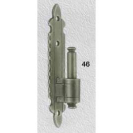 Kovaný dverový pánt model 46