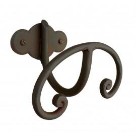 Kovaný vešiak na stenu model 1731