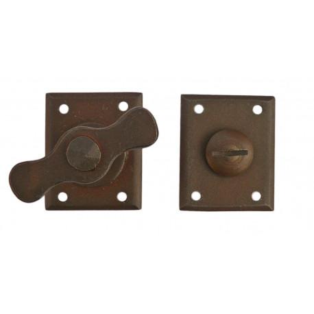 Kovaná rozeta s WC uzamykaním model 14-10