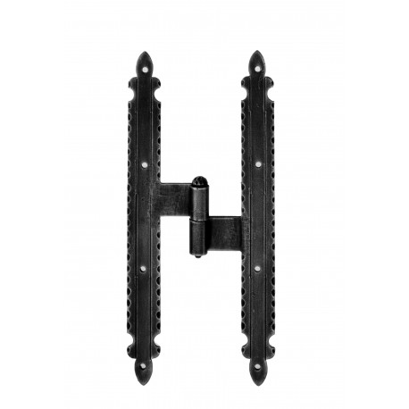 Kovaný spevnený pant model 1017