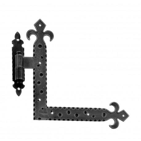 Kovaný rohový pant model 574
