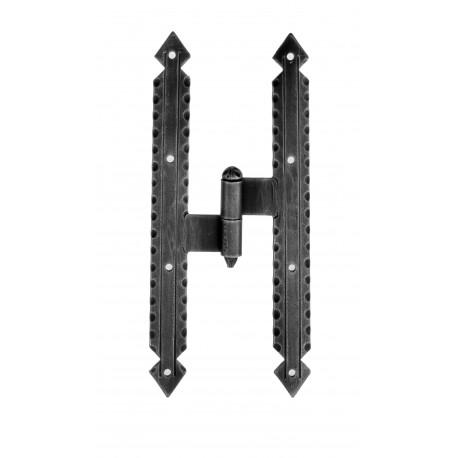 Kovaný spevnený pant model 1012