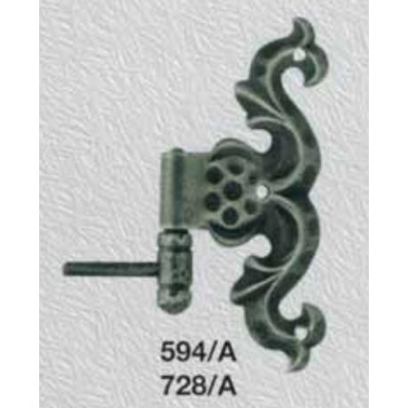 Kovaný závrtný pant model 594A