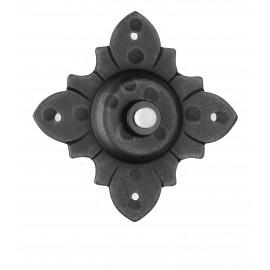 Kovaná krytka na zvonček model 1069