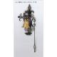 Kovaný zvonček na stenu model 3023