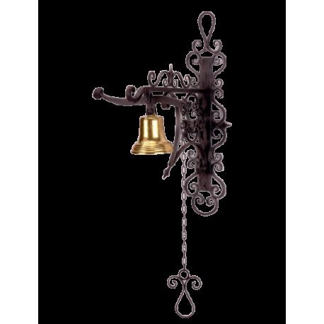 Kovaný zvonček na stenu model 3024