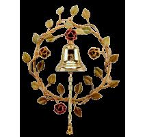 Kovaný zvonček na stenu model 3026