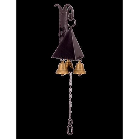 Kovaný zvonček na stenu model 3027