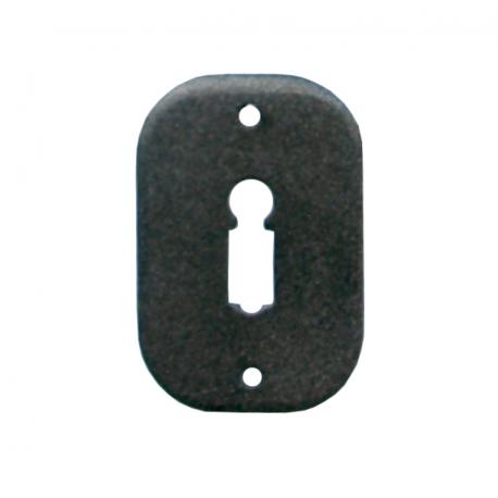 Kovaná spodná rozeta model 16