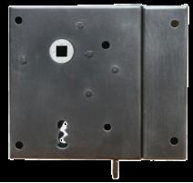 Kovaný zámok model 5800