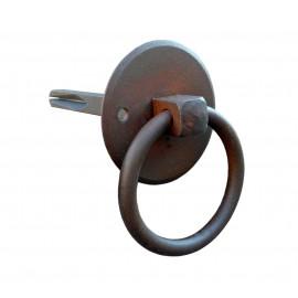 Kovaná kruhová kľučka model 1836