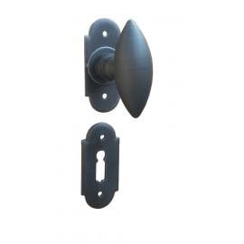 Kovaná kľučka na dvere model 1847